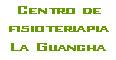 Centro e Fisioterapia La Guancha