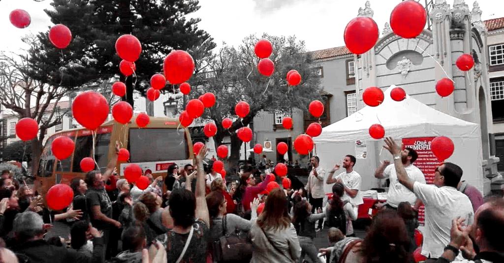 Conmemoración Día Mundial de la Hemofilia