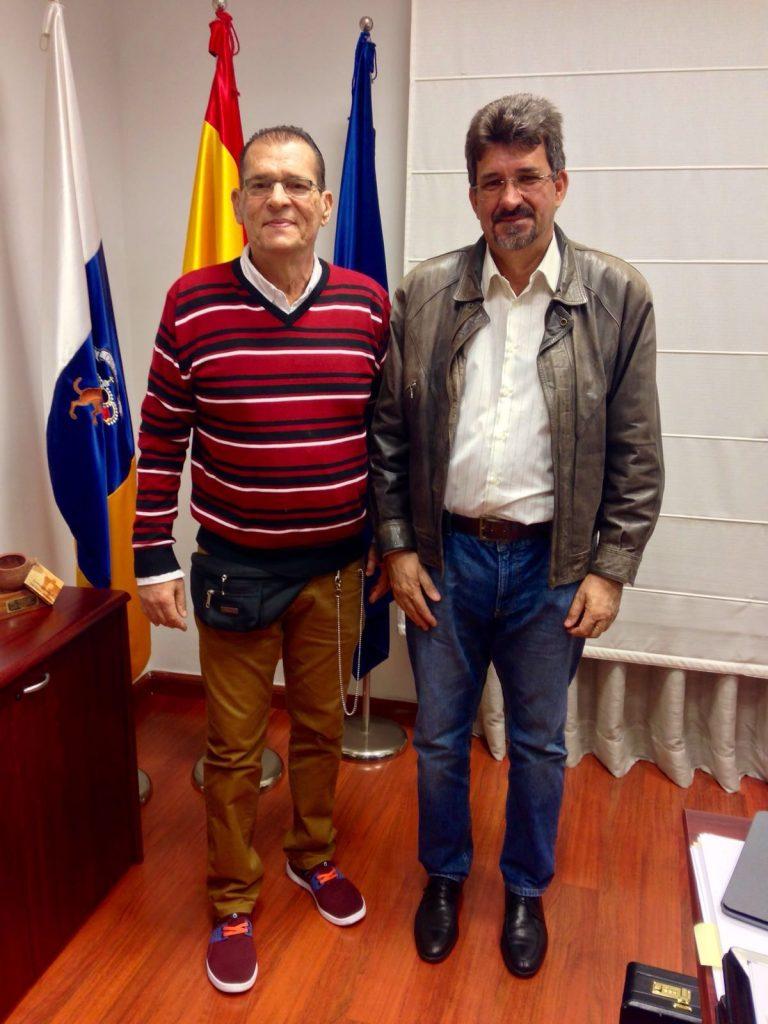 Entrevista con D. Ángel Luis Castilla
