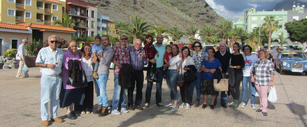 Encuentro del Colectivo en La Palma